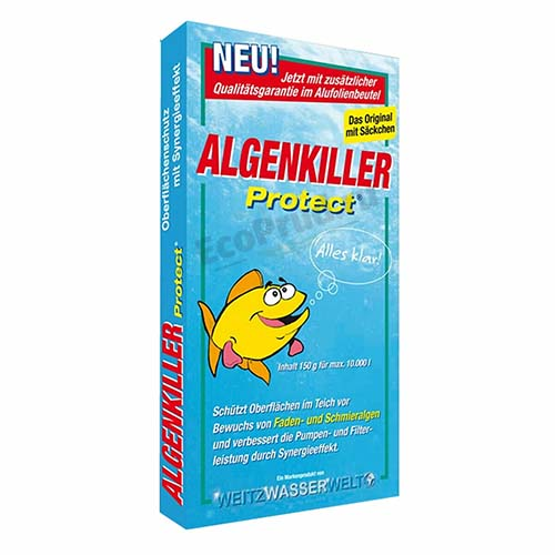 Средство от водорослей Algenkiller Protect 10м3
