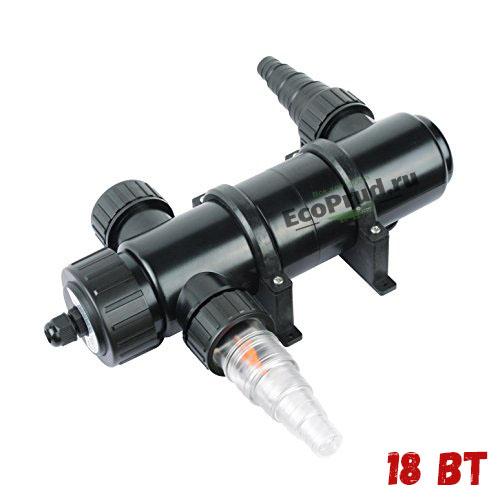 УФ лампа для пруда CUV-118