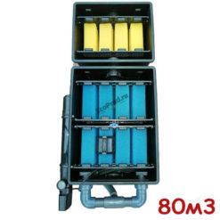 Фильтр для пруда CBF 550С 80м3 (2) (SunSun)