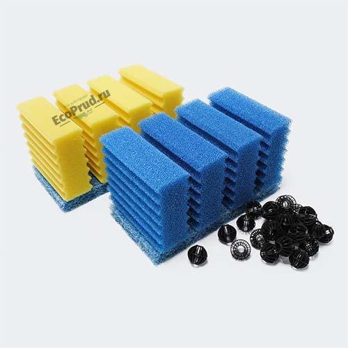 Комплект губок для фильтра CBF550 и CBF550C