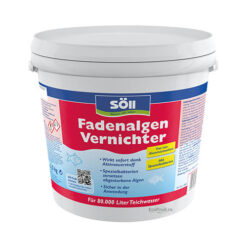 Средство от нитевидных водорослей FadenalgenVernichter 80м3