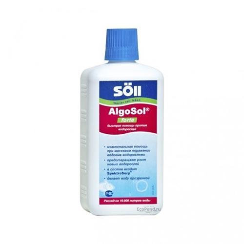 Средство от цветения воды AlgoSol 10м3