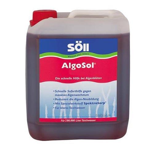 Средство от цветения воды AlgoSol 200м3