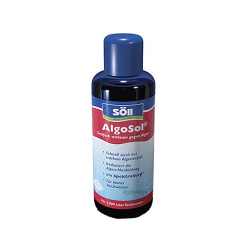Средство от цветения воды AlgoSol 5м3