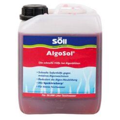 Средство от цветения воды AlgoSol 50м3